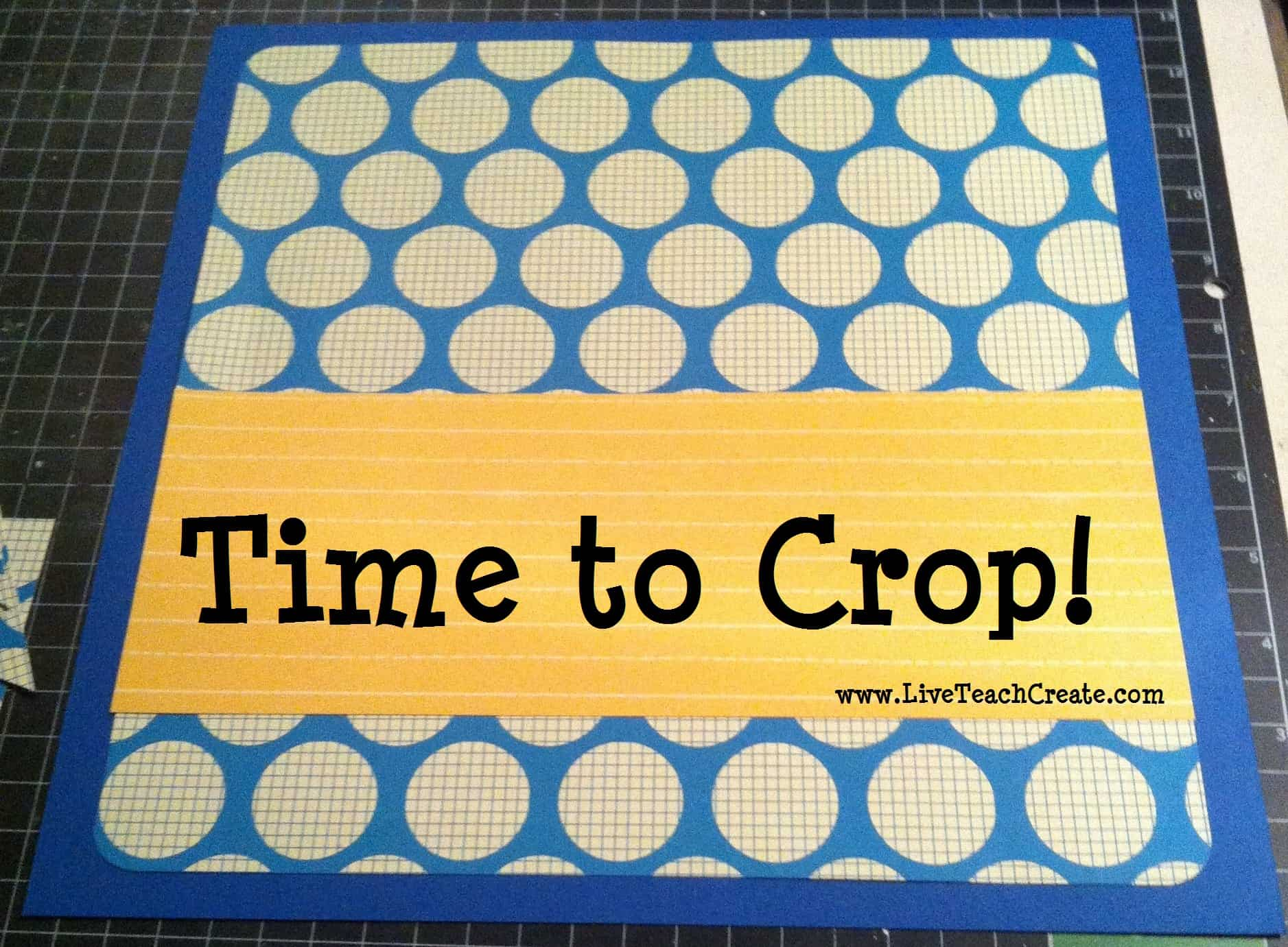 Ready to Crop?