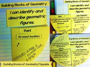 Building Blocks of Geometry Flippable