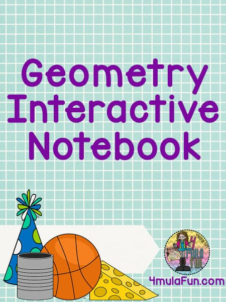 Geometery Interactive Notebook
