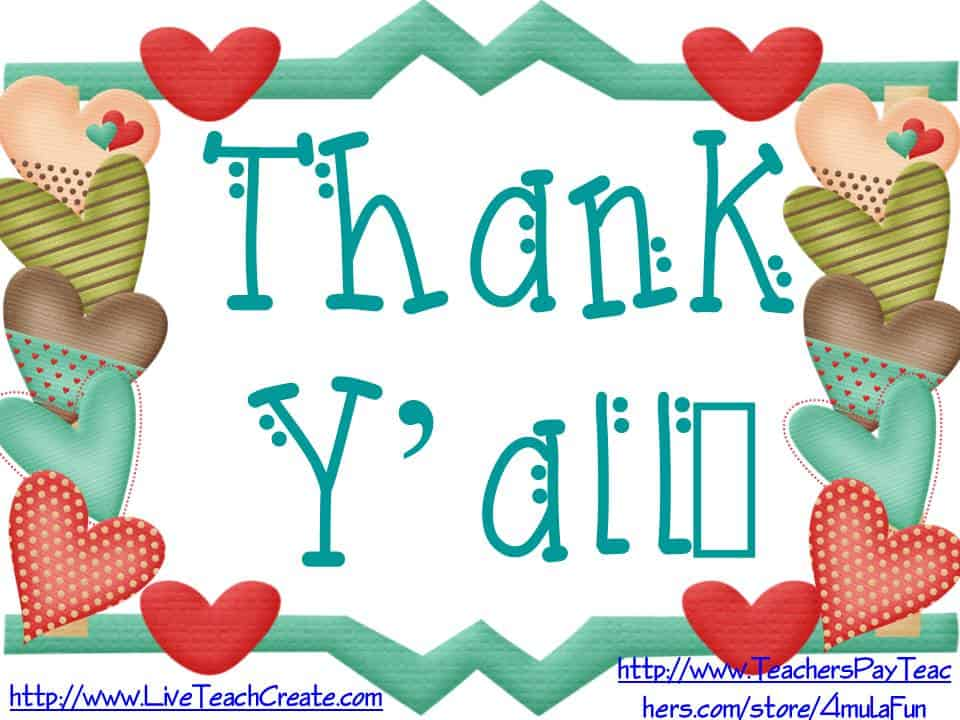 So Thankful! (And some GREAT sales just for you!)