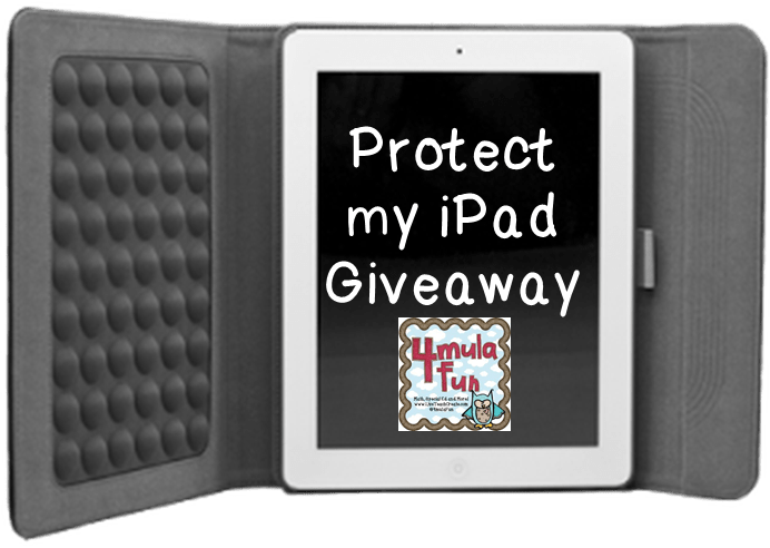 Domeo Recliner Folio iPad Case Review {and a GIVEAWAY!}