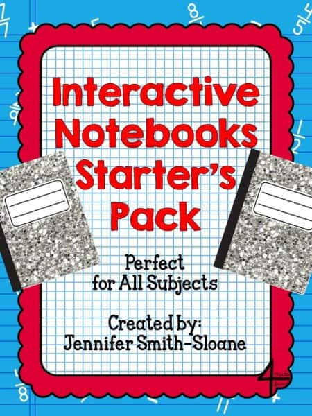 Interactive Notebook Starter's Pack