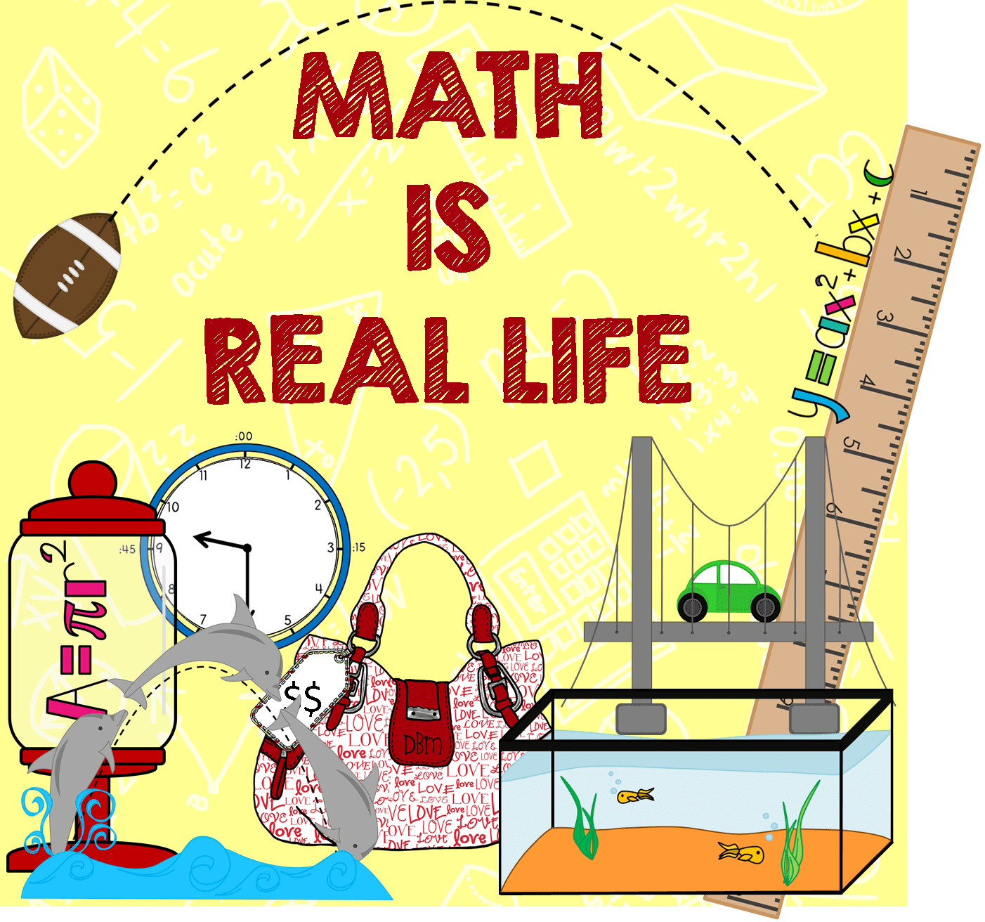 Book Blogging Buddies: What's Your (Math) Problem- Chapter 8