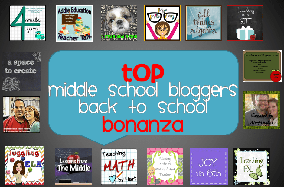 Join Me for the Back to School Bonanza!