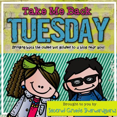 Take Me Back Tuesday