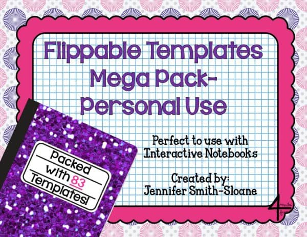 Flippable Template Pack