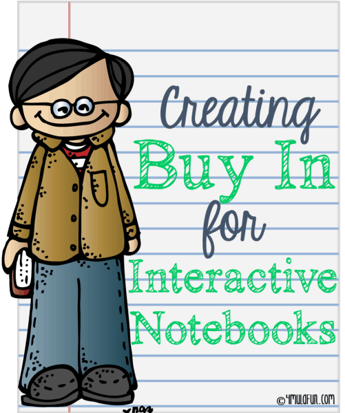 Creating Buy In for Interactive Notebooks