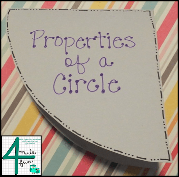 Properties of A Circle Flippable