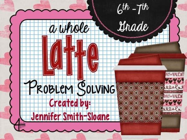 Whole Latte Problem Solving