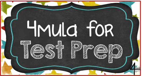 4mula For Test Prep Pinterest Board