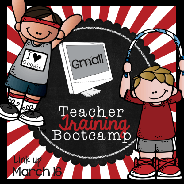Teacher Training Bootcamp- Gmail