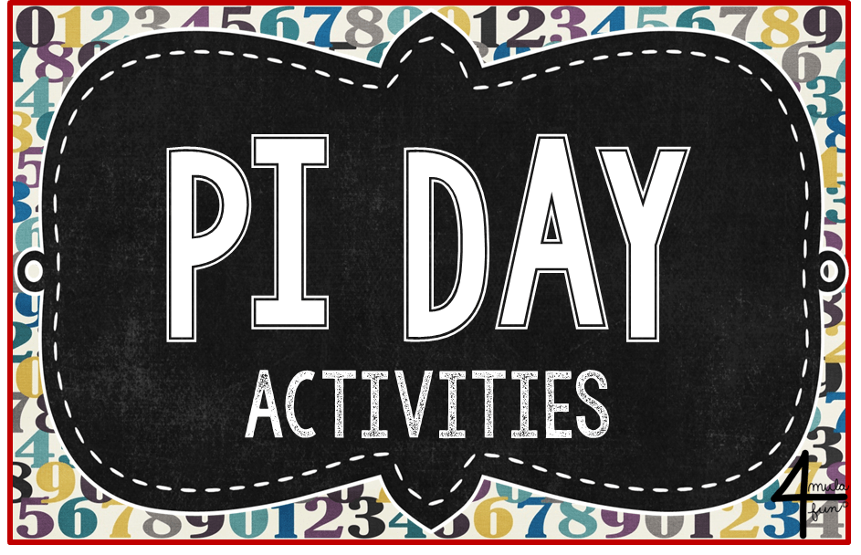 8 Awesome Pi Day Activities!