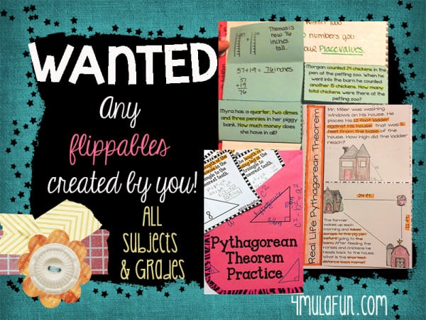 Flippables Wanted