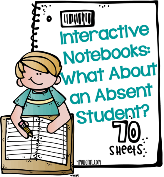 Interactive Notebook Absent Student
