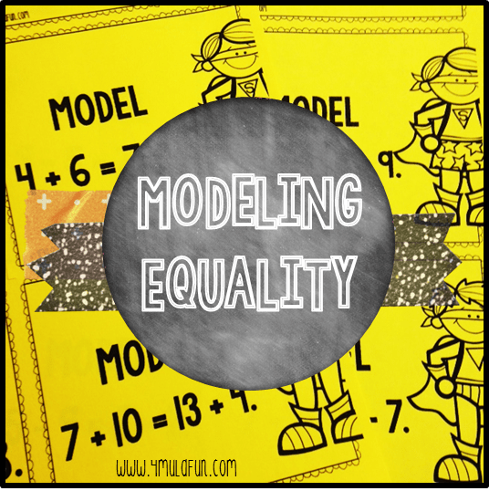 Modeling Equality Activity