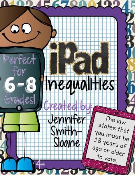 iPad Inequalities