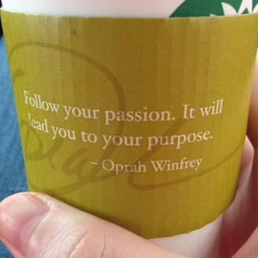 Starbucks is Talking