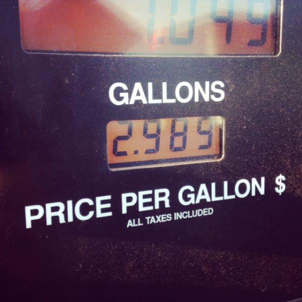 Fill Er Up!