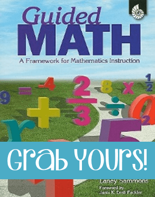 Guided Math Book Study 2014