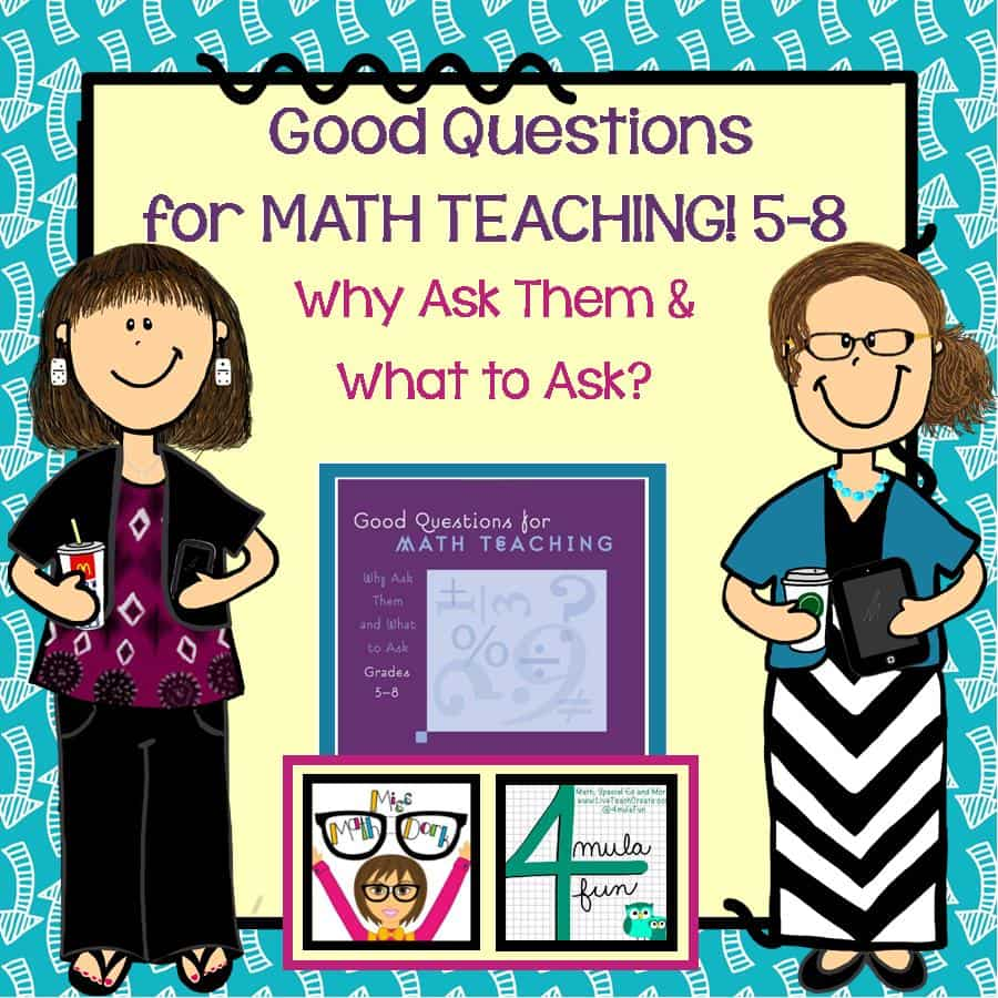 Book Study: Good Questions for Math Teaching (5th-8th)