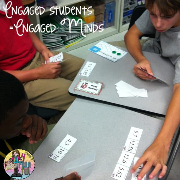 Engaged Students Equal Engaged Minds