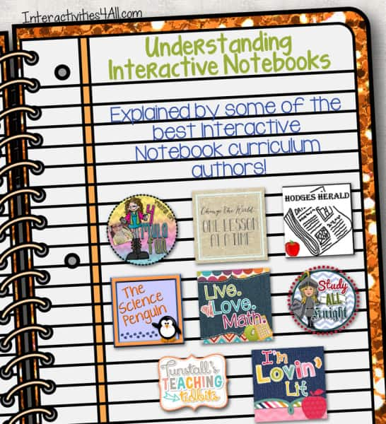 Understanding Interactive Notebooks Blog Hop