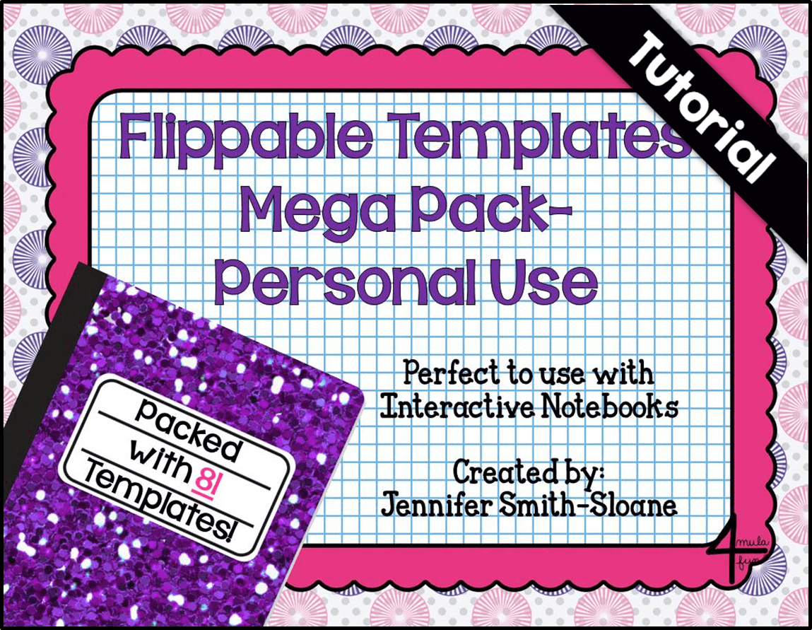 Tutorial: Flippable Template Pack