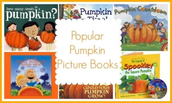 Popular Pumpkin Picture Books