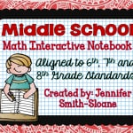 Middle School Interactive Notebook Bundle