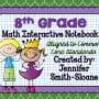 8th Grade Interactive Notebook Bundle