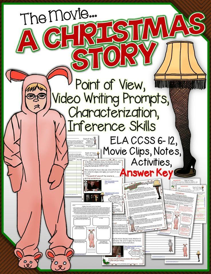 A Christmas Story ELA Unit