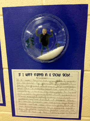 """If I were trapped in a snow globe…"" writing prompts"