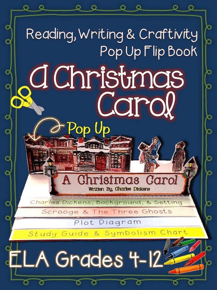 A Christmas Carol Flip Book
