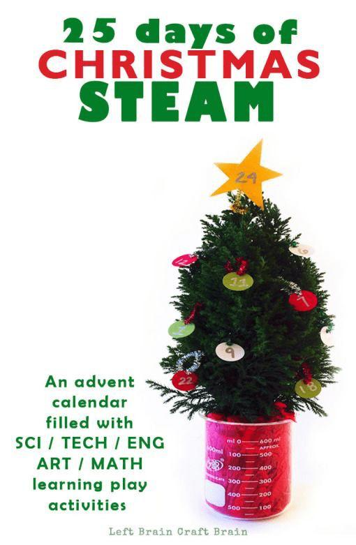 Christmas STEAM Advent