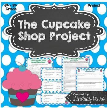 The Cupcake Shop