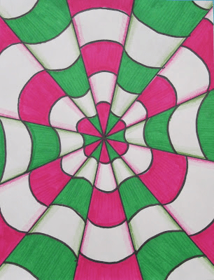 Your students will be impressed with themselves when they make these optical illusions!