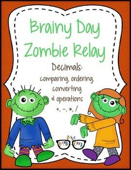 Brainy Day Relay