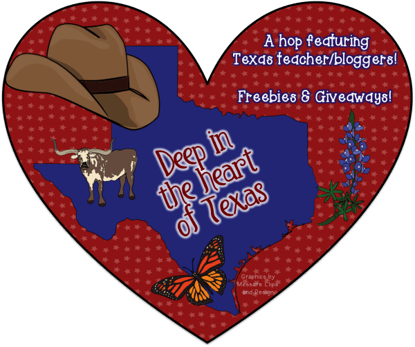 Deep In The Heart of Texas Blog Hop