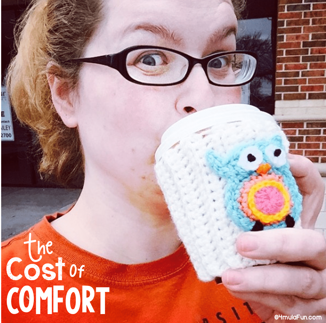 Math in Real Life – The Cost of Comfort (and a FREEBIE)