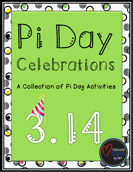Pi Day Celebrations