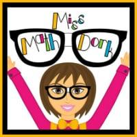 MissMathDork Button