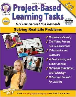 Project Based Learning Tasks