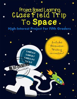 Class Field Trip to Space