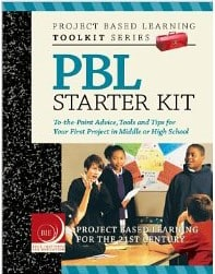If you are just starting with Project Based Learning, or need a reference guide, then this book is PERFECT for you! Not only does it contain classroom tested advice, sample projects and step-by-step guidance but the PBL Starter Kit also includes planning tools, rubrics and other online resources just for you!