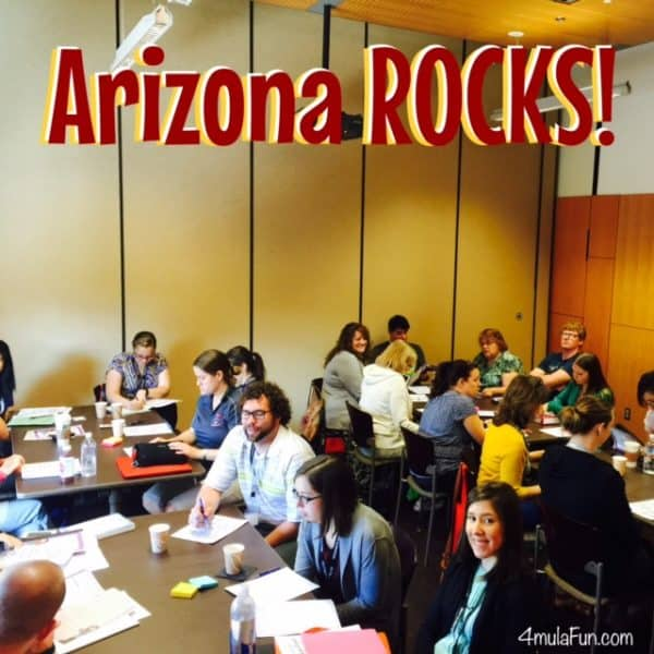 4mulaFun conference sessions at ASU for the Arizona Association of Teachers of Mathematics