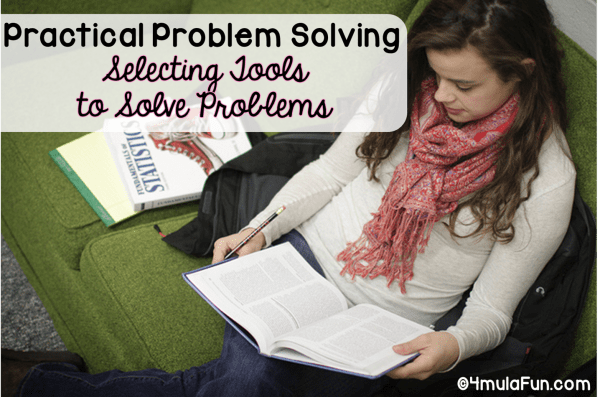 "Are you looking for ways to help your students choose the right ""tool"" to solve problems in your classroom? Having an arsenal of different tools and strategies is important when students are problem solving and I'm here to help you build just that."