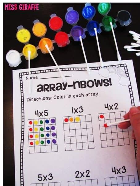 array-nbows