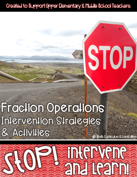 STOP, Intervene and Learn resources were created to assist you in teaching intervention lessons in your classroom throughout the school year. Each of the Intervention Strategies and Activities have been used in my classroom (and others) with successful implementation for understanding of the concepts at hand.