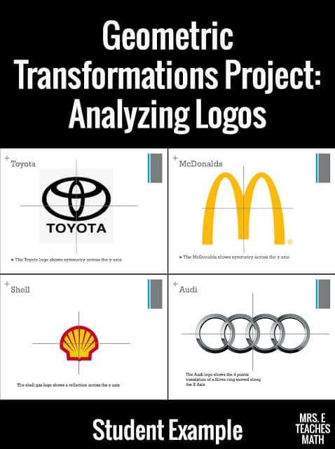 Transformations Logos Project