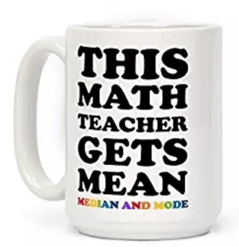 math teacher mug